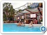 Therme Erding an der Poolbar